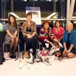 Jennifer Nomanbhoy, Cyndi Woollard, Kathy Wakefield, Michelle Kappesser, Pat Dirsa