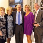 Paula Fleming, Nancy Apel, Greg Stubblefield, Julie and Bruce Anderson