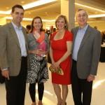 Castor and Michelle Armesto, Jackie McBrady, John Finger