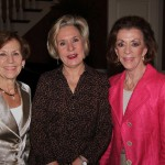 Nancy Ross, Karen Castellano, Peggy Ritter