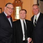 Dr. Dennis Golden, president, Peter Neidorff, Joe Reagan