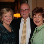 Eleanor Ferry, Mike and Karen Gedera