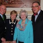 Julian and Eileen Carr, Monica and Dr. Julian Golden