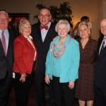 L.B. and Bonnie Eckelkamp, Dr. Dennis and Monica Golden, Karen and Jim Castellano
