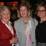 Bonnie Eckelkamp, Nancy Haas, Debbie Meyer