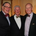 Dr. Dennis Golden, Pierce Powers, Dan Ferry