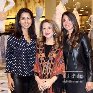Jasmine Huda, Pam Toder, Paige Noel