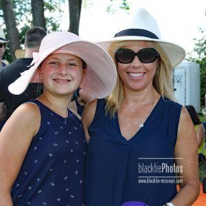 Hallie and Renee Dufner