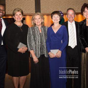 Orvin Kimbrough, Merry Mosbacher, Susan Kidder, Cheryl and Keith Kowalczyk, Robin McNabb
