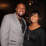Reggie and Jocelyn Moore,