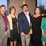 John and Jill Stoll, Scott, Roberta, and Paige Van Nest